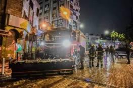 الدفاع المدني يتعامل مع 205 مهمات إنقاذ خلال 48 ساعة