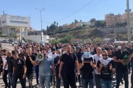 """""""جمعة الغضب 13"""": مظاهرة حاشدة في أم الفحم احتجاجا على تفشي العنف والجريمة"""