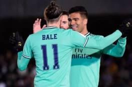 فيديو.. ريال مدريد يفترس أونيونيستا بثلاثية في الكأس