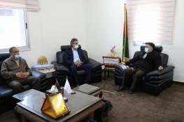 غزة: اتحاد المقاولين يجتمع مع وزارة المالية