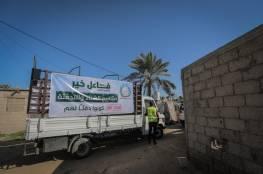 الإغاثة 48 توفر مواد تدفئة لـ100 عائلة في الشمال السوري