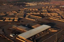 العراق: سقوط صاروخ بالقرب من قاعدة سلاح الجو الأميركي