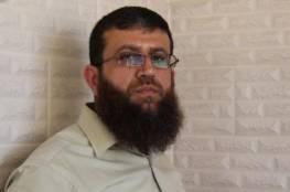الاحتلال يُمدد اعتقال الشيخ خضر عدنان 48 ساعة