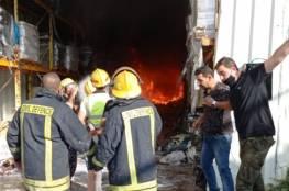 """""""الدفاع المدني"""" يتعامل مع اكثر من ٦٠ حريق بفعل الاهمال"""
