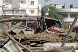زراعة غزة: الخسائر الأولية تفوق ١٧ مليون دولار