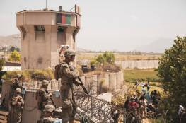 """تهديدات محتملة من """"داعش"""" تزيد من صعوبة عمليات الإجلاء الأمريكية في أفغانستان"""