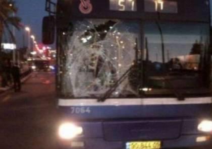 إصابة مستوطنين بالحجارة شمال مدينة القدس