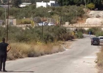 مرة أخرى.. الاحتلال يعيد فتح البوابات الحديدية في قلقيلية