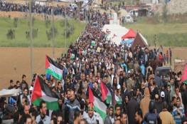 مزهر يكشف عن تفاصيل اجتماع الهيئة الوطنية لمسيرات العودة بغزة