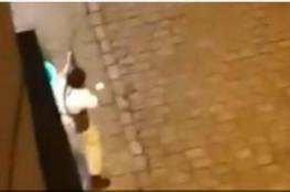 فيديو.. أول لقطات لأحد منفذي الهجوم المسلح في فيينا