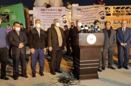 غازي حمد يعقب على وصول المساعدات الطبية الاماراتية للقطاع: نشكر دولة الامارات