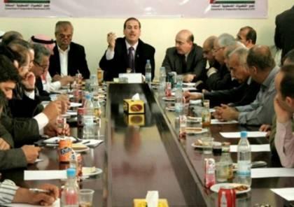 الشخصيات المستقلة تدعم مقترحات الوفد المصري وتطالب حماس وفتح بالاستجابة