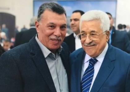 الرئيس يهاتف حلس للاطمئنان على أهالي قطاع غزة