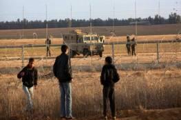 اعتقال شابين جنوب قطاع غزة