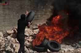 إصابتان برصاص الاحتلال في كفر قدوم