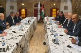 مصادر: هنية والنخالة يبحثان في بيروت وحدة الموقف قبل اجتماع الأُمناء العامين
