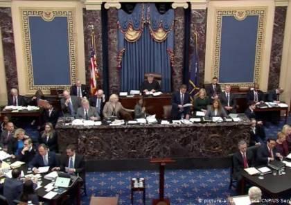 مجلس الشيوخ يرفض تحركا جمهوريا لوقف عملية مساءلة ترامب