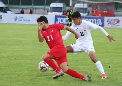 فيديو.. الوطني يتعادل مع قيرغيزستان وديا