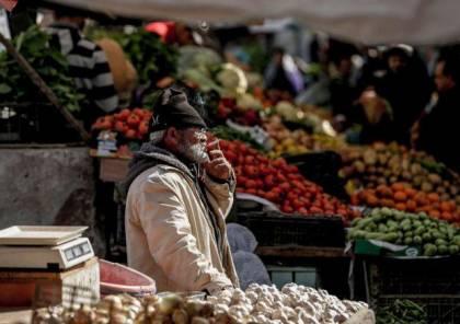 اقتصاد غزة: استقرار أسعار السلع في الأسواق