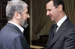 سيف القدس تفتح طريق غزّة ــ دمشق.. عودة حماس إلى سوريا قريبا