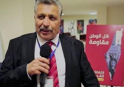 """النائب خريشة: عودة التنسيق مع """"إسرائيل"""" استخفاف بالأمناء العامين للفصائل"""