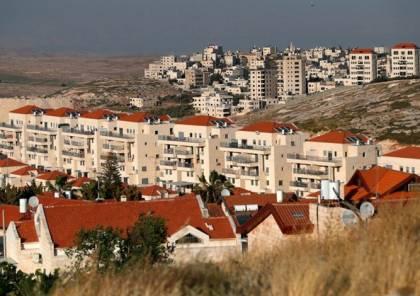 الاحتلال الاسرائيلي يقرر بناء 251 وحدة استيطانية في بيت لحم