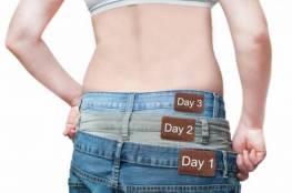 خطأ واحد يؤدي إلى فشل الحمية الغذائية