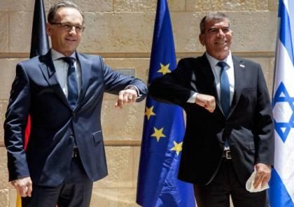وزير الخارجية الإسرائيلي يحذر من تنفيذ مخططات الضم