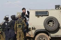 اعتقال فلسطيني بزعم عبورة السياج الفاصل شمال القطاع