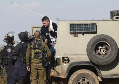 اعتقال 5 فلسطينيين من العيسوية بينهم فتاة