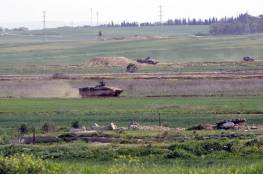 الاحتلال يفتح النار على حدود غزة