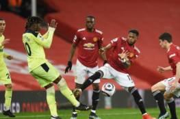 مانشستر يونايتد يستعيد بريقه بثلاثية أمام نيوكاسل...فيديو