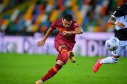 فيديو.. بيدرو يقود روما لفوزه الأول بالدوري الإيطالي