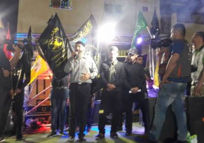 الجهاد الاسلامي : دخول سلاح جديد في مواجهة الاحتلال بغزة تطور مهم