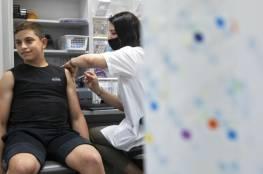 الصحّة الإسرائيلية تبحث الإثنين إعطاء جرعة ثالثة من اللقاح المضاد لكورونا