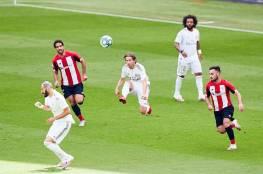 فيديو.. ريال مدريد ينجو من فخ بلباو بركلة جزاء