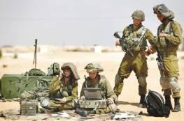 الرابع خلال اسابيع .. جيش الاحتلال يجري تدريبات عسكرية تحسباً لحرب شاملة