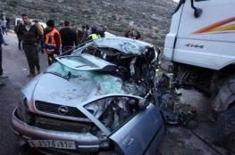 مصرع 6 أشخاص وإصابة 928 آخرين في 1080 حادث الشهر الماضي