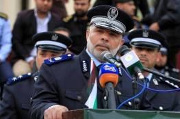 اللواء أبو نعيم: إغلاق كامل للمعابر وسنتابع مروجي الشائعات قانونياً