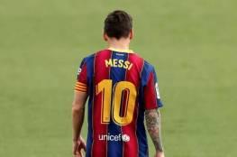 ميسي يعود إلى برشلونة بعد أسبوعين من انضمامه لسان جيرمان (فيديو)