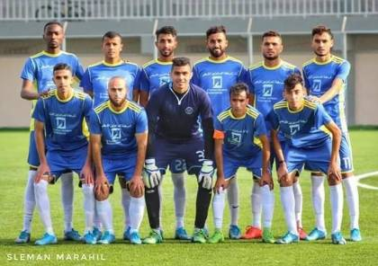 فوز معنوي للزوايدة على غزة الرياضي وديا