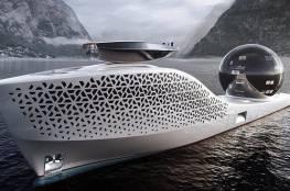 """""""الأرض 300"""".. سفينة علمية """"خارقة"""" مطوّرة تعمل بالطاقة النووية"""