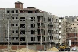 الإحصاء: انخفاض حاد في عدد رخص الأبنية الجديدة بنسبة 23% خلال الربع الأول