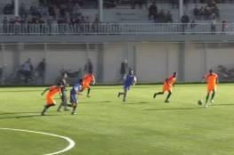 فيديو.. شباب الزوايدة يتفوق على الترابط بكأس القطاع