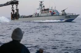 جيش الاحتلال يعلن توسيع مساحة الصيد لـ(15) ميل