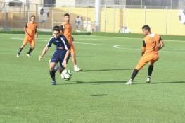 النشاط الرياضي يعود في غزة من بوابة الكأس