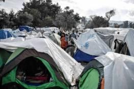 تسجيل أول إصابة بكوفيد-19 في مخيم للمهاجرين في جزيرة يونانية
