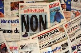 حملة مقاطعة المنتجات الفرنسية تشغل الحيز الأكبر في الإعلام الفرنسي