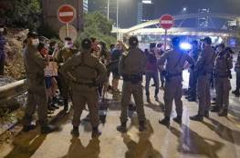 حادثة طعن في تل ابيب والشرطة الإسرائيلية تحقق