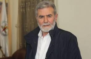 قائد الجهاد الاسلامي يتحدث عن الاخوان وايران والحركة الاسلامية والمصالحة